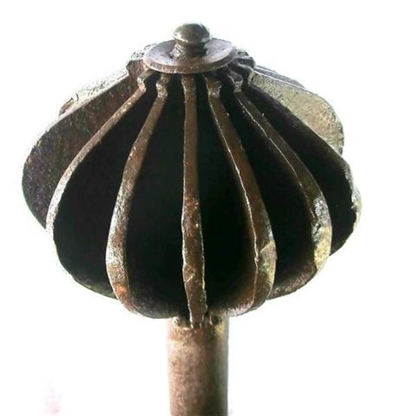 An heavy polish war axe late XVI Century - SOLD -