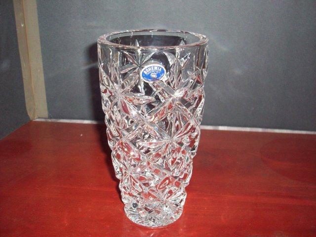 Boheme Lead Crystal Vase