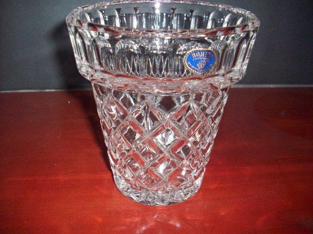 Boheme 24% Lead Crystal Vase