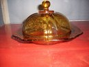 Madrid Covered Butter Dish