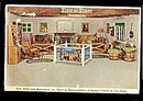 Bordens Cheese Elsie Elmer Beauregard 1960 Postcard