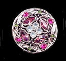 Sarah Coventry 1970 'Springtime' Brooch