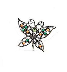 Sarah Coventry 'Wings of Fashion' 1973 Butterfly Pin