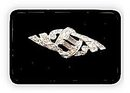 Lovely Diamond Shaped Rhinestone Pin