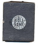 Turnbull's Travel Bible Game - ca 1930s