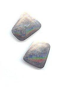 """Lovely Large 1 6/8"""" Sterling Silver Earrings"""