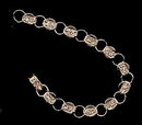 1959 Sarah Coventry 'Young & Gay' Goldtone Bracelet