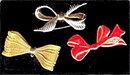 3 Lovely AK, Melody Ribbon Brooches/Pins