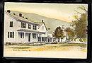 1905 Danby, VT, Main Street Postcard