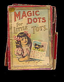 1907 Milton Bradley 'Magic Dots for Little Tots'