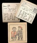 1907 Milton Bradley 'Magic Dots for Little Tots'