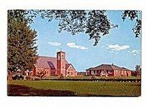Port Sanilac, MI, St. Marys Catholic Church Postcard