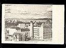 1905 Birds-Eye View of Spokane, WA Postcard
