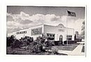Orlando, FL, Taylors Sweets Factory 1958 Postcard