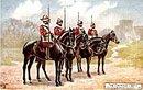 Tucks 'The British Army' Military 1907 Postcard