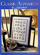 Classic Alphabet Cross Stitch Leaflet - Herrschners