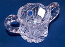 Imperial Glass 1917-1937  'Nucut' Sugar Bowl