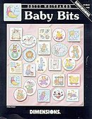 Dimensions 'Baby Bits' - Cross Stitch Patterns