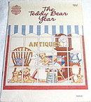 Gloria & Pat  'The Teddy Bear Year'  Cross Stitch Book