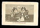 Lovely Puppies/Dogs in the Basket 1907 Postcard