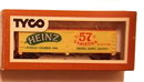 Tyco 355F Heinz Billboard Reefer Car in Original Box