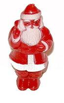 "Great 1950s 3 1/4"" Hard Plastic Santa Claus Figure"