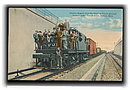 Detroit, MI, Electric Engine 1910 Postcard