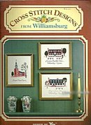 Cross Stitch Designs From Williamsburg