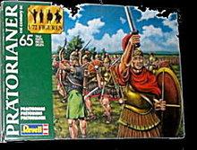 1/72 Revell 2552 Prtorianer Garde Soldiers in Box