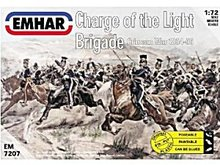 1/72 Emhar - Charge of The Light Brigade Soldiers