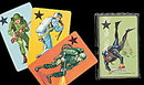 Whitman/ Hassenfeld G.I. Joe Card Game ca 1960s