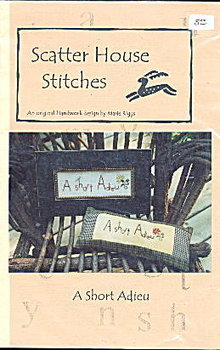 Scatter House Stitches 'A Short Adieu' Pattern