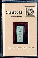 Sunspots 'Art Deco Sampler' Cross Stitch Pattern