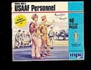 MPC WWII USAAF Personnel 1/72 Plastic Soldiers