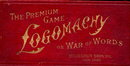 1874 Game of Logomachy - McLoughlin Bros