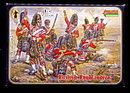 Strelets Crimean War British Highlanders Soldiers