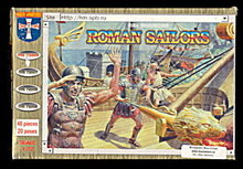 Orion (Russian) Roman Sailors Plastic Soldiers