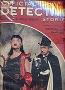 Official Detective Stories - June 1946 Pulp Magazine