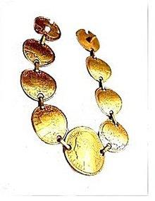 Old France (Francaise) Coin Bracelet