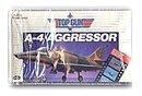 1987 Top Gun A-4 Aggressor 1/72 Jet Model Kit