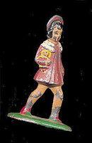 (B164) Barclay Railway - Little Girl with Doll