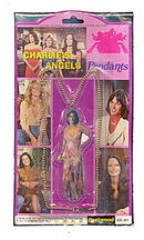1977 Charlie's Angels Sabrina Necklace Mint in Pkg