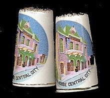 1950s Opera House Century City CO Salt & Peppers