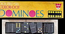 1950s Whitman Color-Dot Dominoes