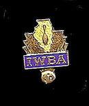 Vintage IWBA (International Womans Bowling Assoc) Pin