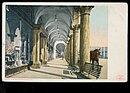Venice, CA, The Colonnade 1910 Postcard