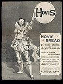 """Hovis Bread"" 1903 Clown Advertisement"