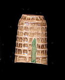 1982 SylvaC 'Leaning Tower of Pisa' Thimble in Box
