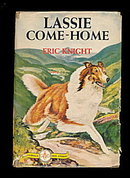 """Lassie Come Home"" Dog Story with DJ Book"