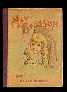 1896 'May Blossom & Other Stories' Childrens Book